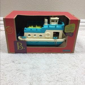 NWT B. Happy Cruisers Ferry Boat